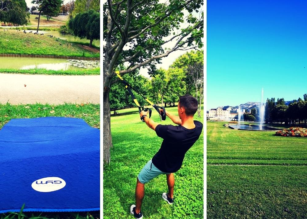 Mes spots favoris pour faire du sport en plein air a marseille