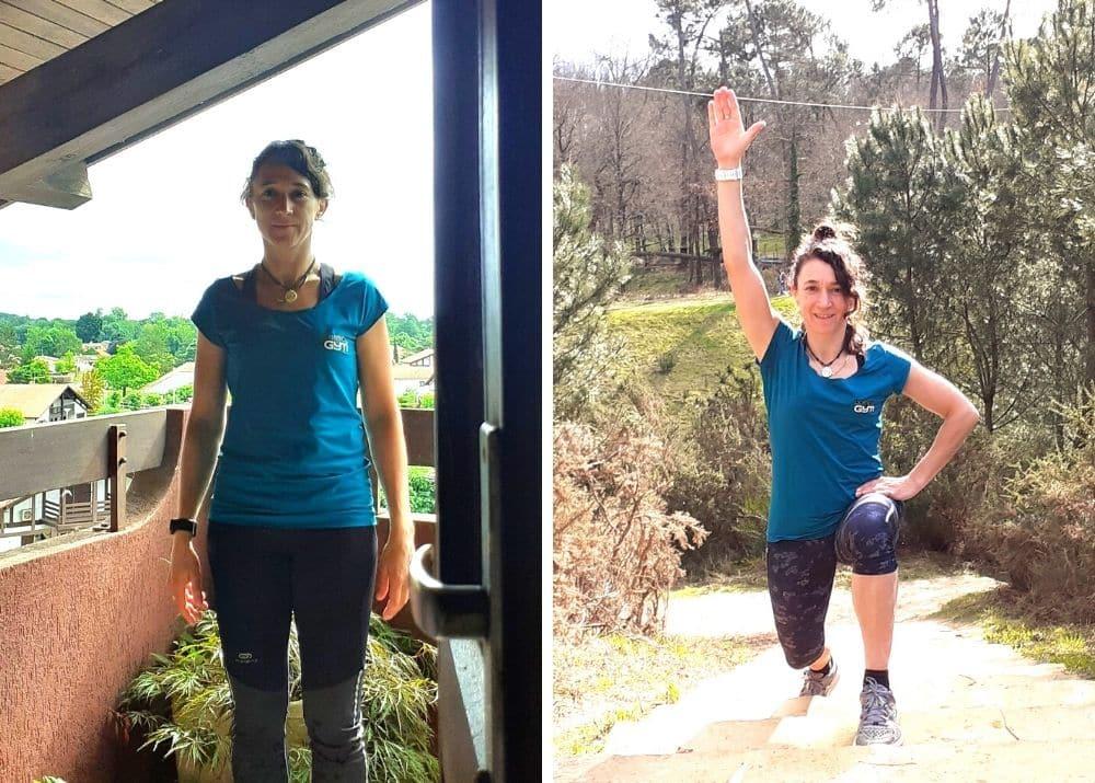 Lumière sur Lydie Delbarba, coach sportif expert forme et santé DOMICIL'GYM à Mont de Marsan