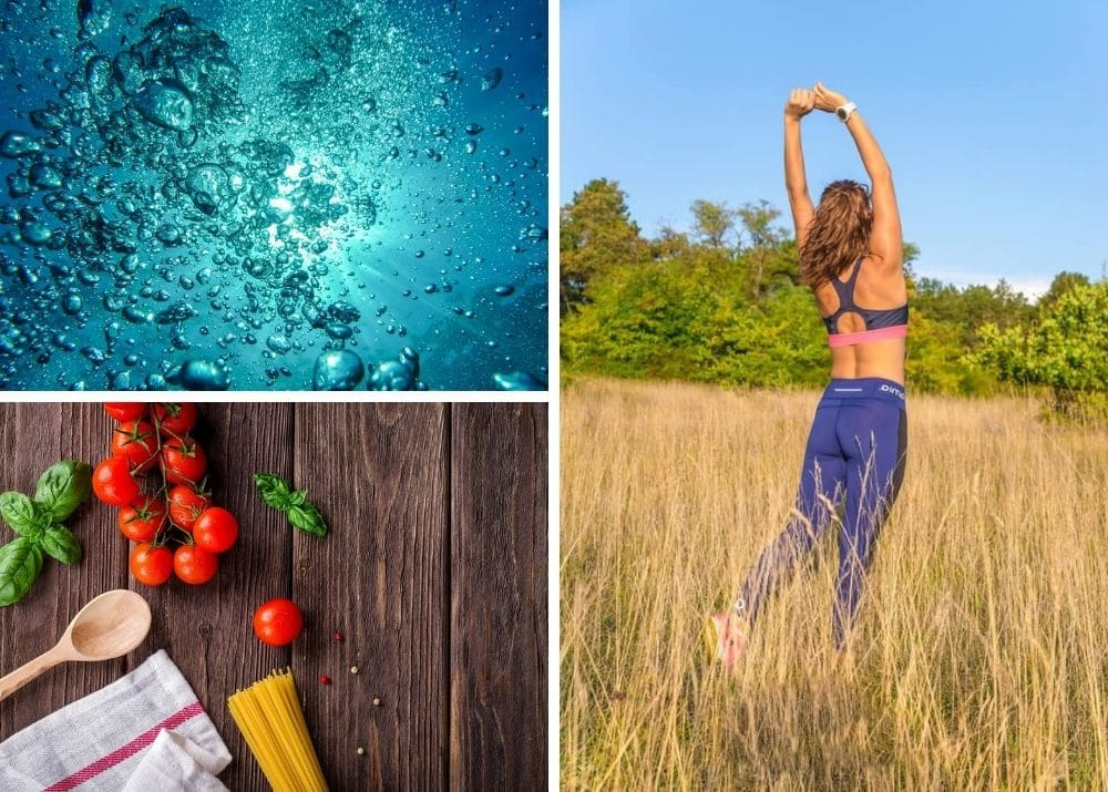 3 piliers pour rester en bonne santé