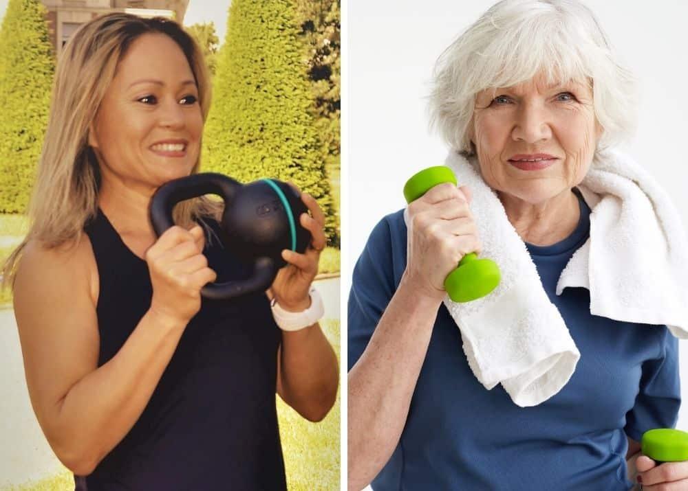 SPORT pour senior : ideal pour retarder le vieillissement ?