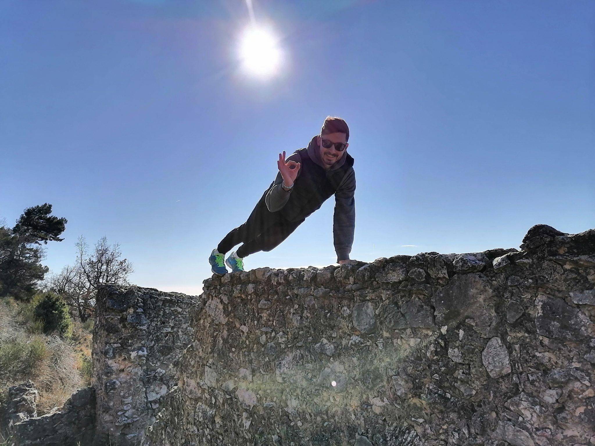 Une journée avec Bruno Gallaccio - coach sportif expert forme et santé (Nice)