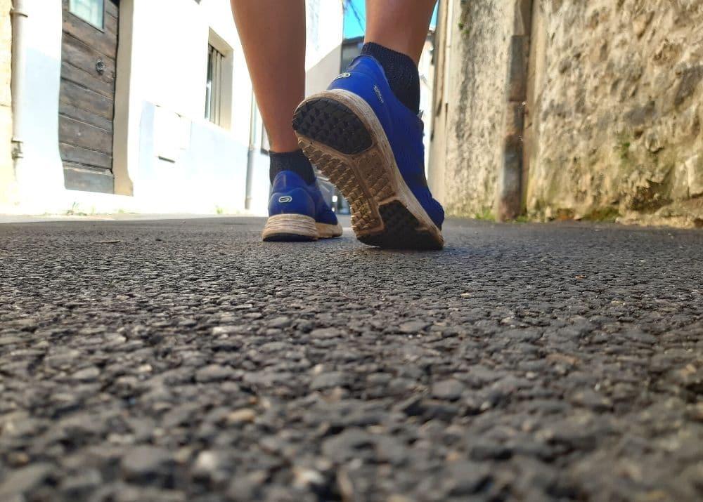 Marche, perte de poids et renforcement musculaire : bonnes pratiques