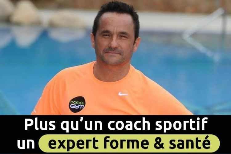 Coach Sportif à Mérignac, voici une photo de Frédéric Chevalier